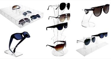 Supports pour lunettes