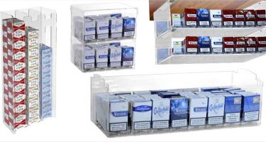 Supports pour cigarettes