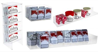 Présentoirs de tabac